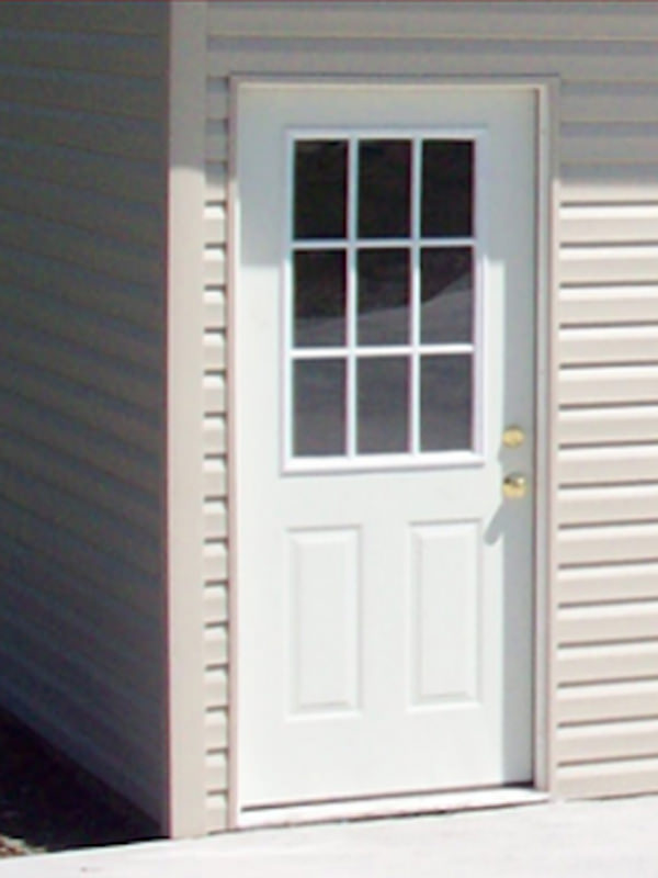Exterior doors morse lumber - Exterior doors that open to the outside ...